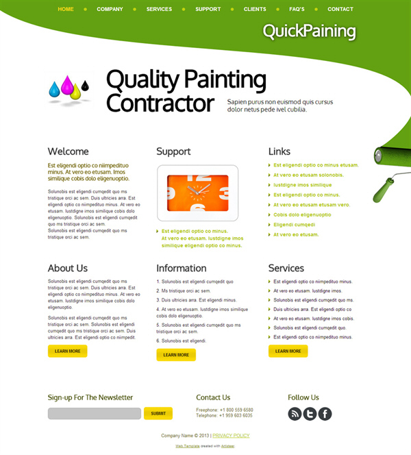 Quality Painting Contractor